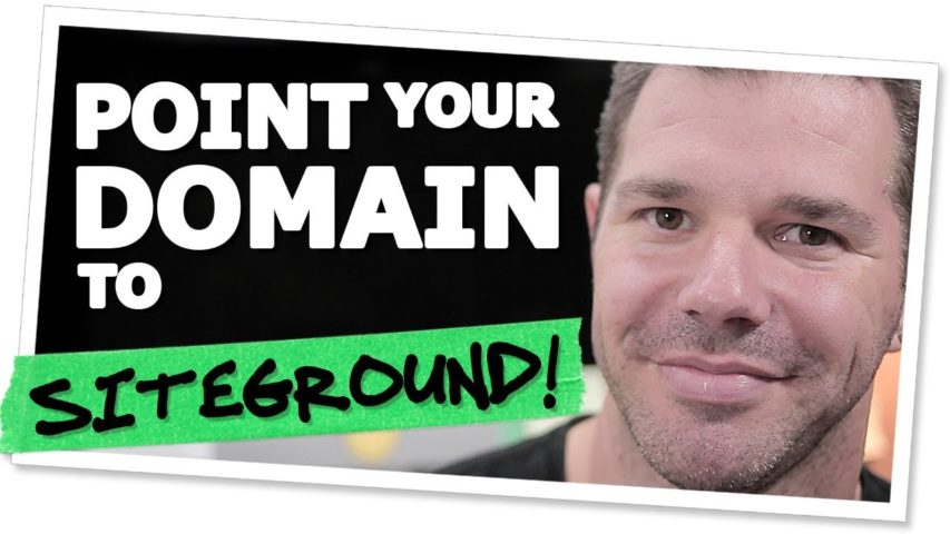 Easy Steps To Point Your Domain To Your SiteGround Hosting | tentononline.com