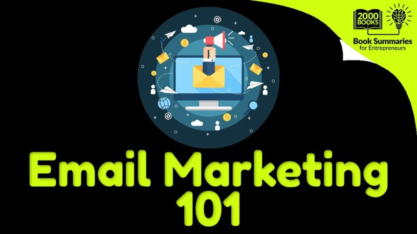 Email Marketing 101 - How to do Email Marketing