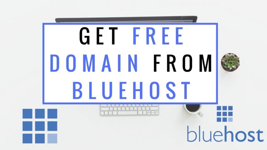 Get Free Domain From Bluehost Hosting 2019 | Bluehost Free Domain