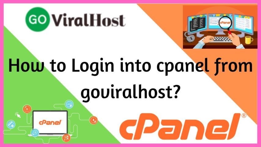 How to login into cpanel from goviralhost?
