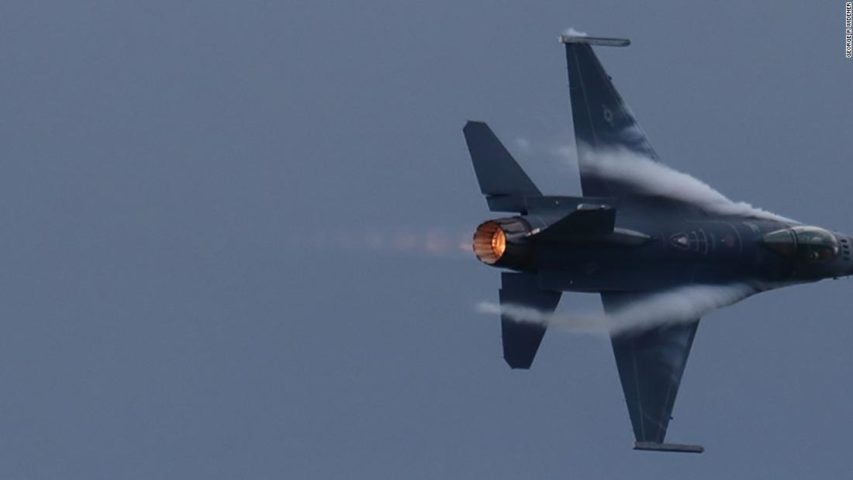 New US F-16 fighter jets for Taiwan: $8 billion sale approved