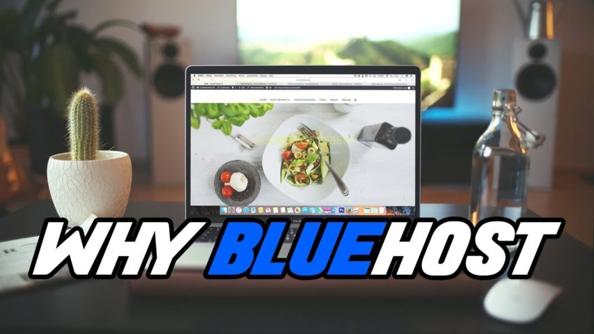 Why BlueHost Best Web Hosting For Wordpress 2019