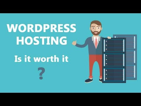 WordPress Hosting - What is it and is it worth it?