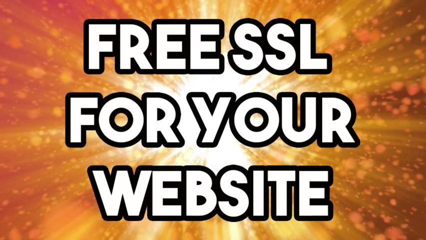 how to get free ssl and https on your wordpress site