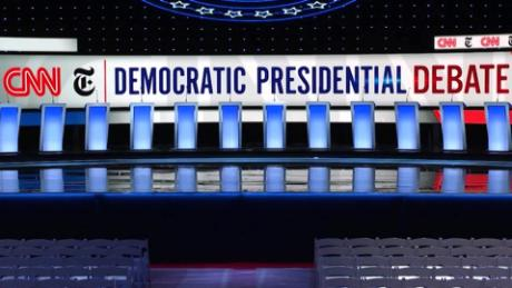 Live fact check of the Democratic debate