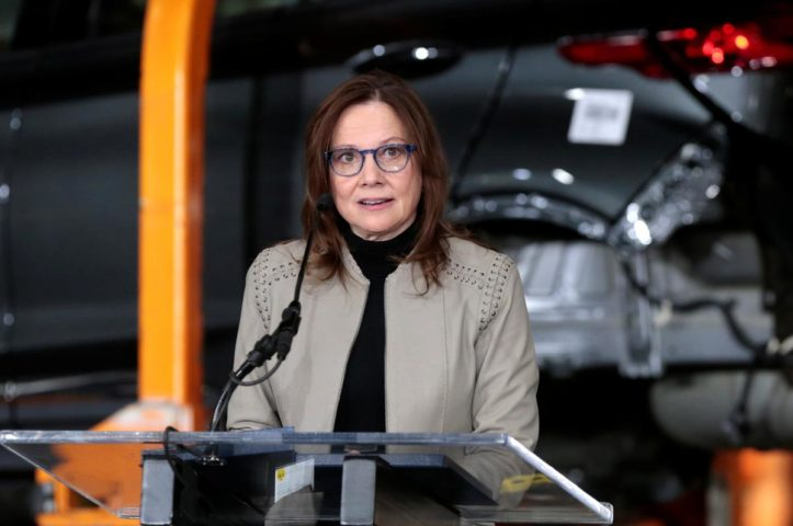 GM CEO Barra joins bargaining table in bid to end UAW strike: sources