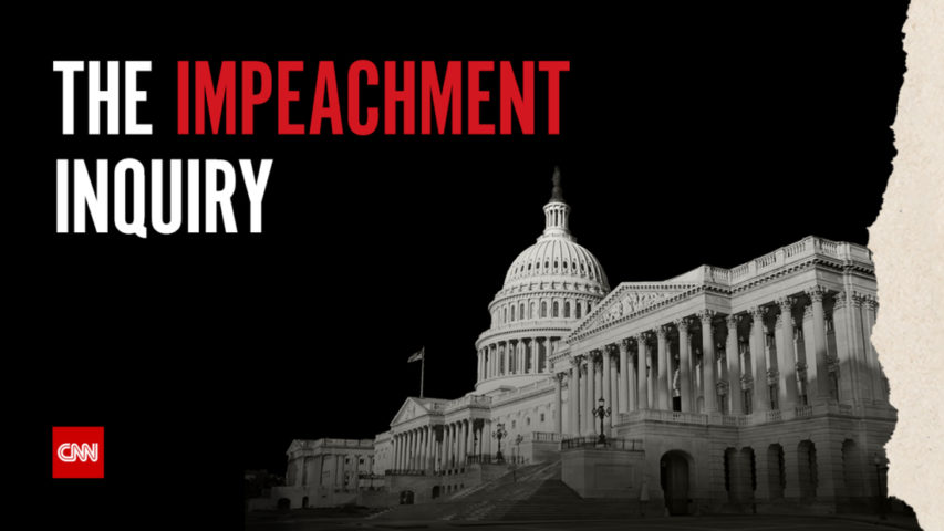 White House flailing as Democrats push hard on impeachment